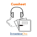 Cuesheet Tutorial - IntermedeOne