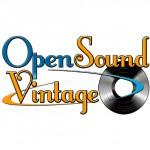 logo Open Sound vintage